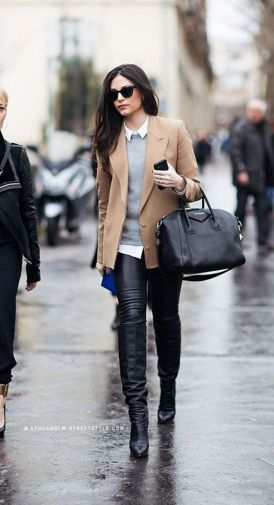 Business Winter Work Outfits for Women ideas 32