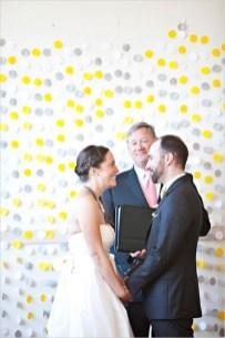 Creative And Fun Wedding day Reception Backdrops You Like Ideas 25