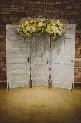 Creative And Fun Wedding day Reception Backdrops You Like Ideas 29