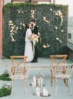 Creative And Fun Wedding day Reception Backdrops You Like Ideas 3