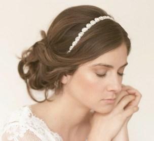 Easy DIY Wedding Day Hair Ideas 17