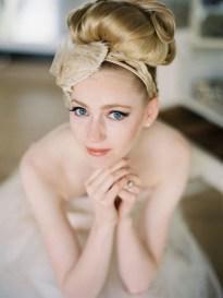 Easy DIY Wedding Day Hair Ideas 2