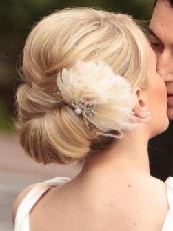 Easy DIY Wedding Day Hair Ideas 28