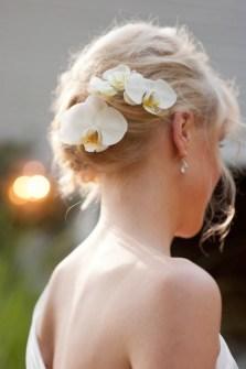 Easy DIY Wedding Day Hair Ideas 29