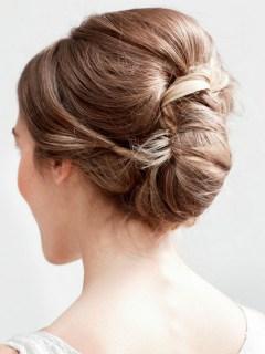 Easy DIY Wedding Day Hair Ideas 43