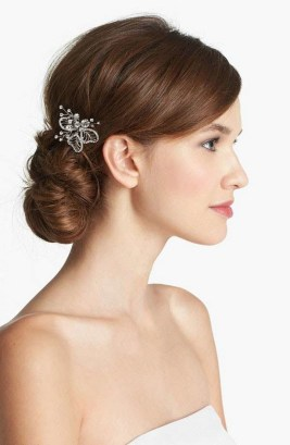 Easy DIY Wedding Day Hair Ideas 45