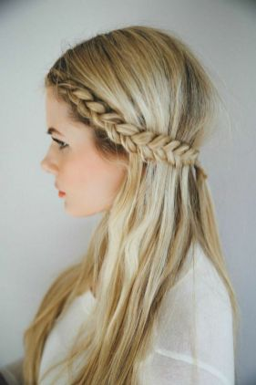 Easy DIY Wedding Day Hair Ideas 6