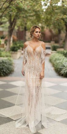 Embellished Wedding Gowns Ideas 10