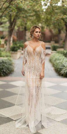Embellished Wedding Gowns Ideas 10
