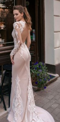 Embellished Wedding Gowns Ideas 28