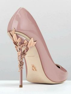 Floral Wedding Shoes Ideas You Never Seen Before 19