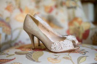 Floral Wedding Shoes Ideas You Never Seen Before 45