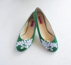 Floral Wedding Shoes Ideas You Never Seen Before 48
