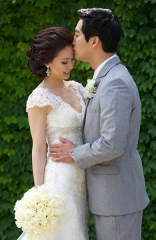 Hairstyles for long hair at wedding Ideas 39