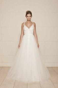 Spaghetti Strap Wedding Day Dresses Gowns ideas 3