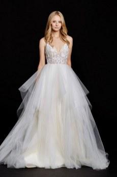 Spaghetti Strap Wedding Day Dresses Gowns ideas 43