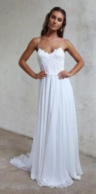Spaghetti Strap Wedding Day Dresses Gowns ideas 55