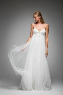 Spaghetti Strap Wedding Day Dresses Gowns ideas 69