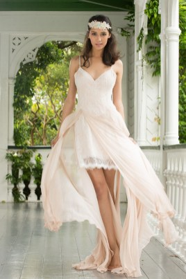 Spaghetti Strap Wedding Day Dresses Gowns ideas 73