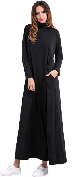 Women Casual Long Maxi Dresses with Pockets ideas 10