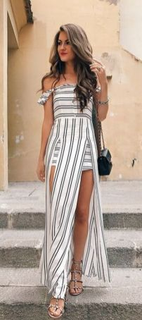 Women Casual Long Maxi Dresses with Pockets ideas 24