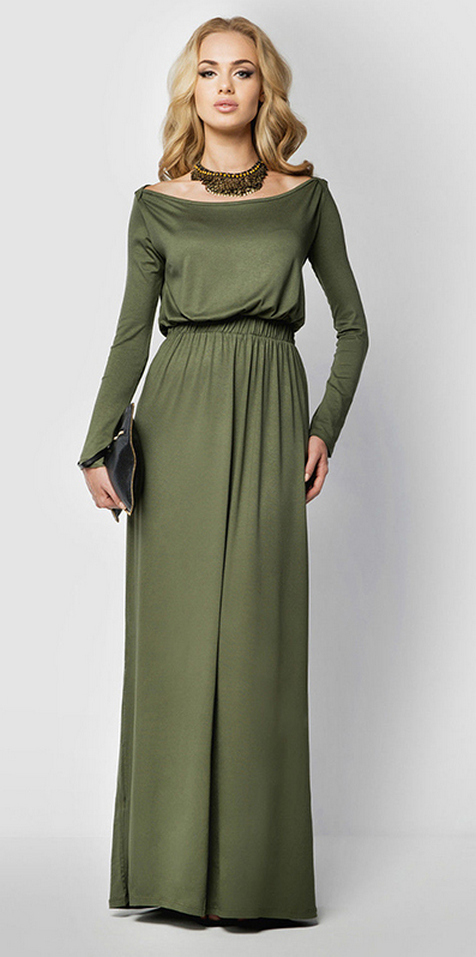 Women Casual Long Maxi Dresses with Pockets ideas 25