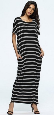 Women Casual Long Maxi Dresses with Pockets ideas 7