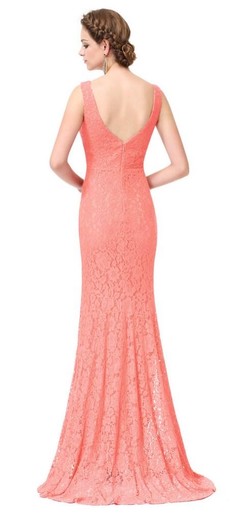 Women Sexy 30s Brief Elegant Mermaid Evening Dress ideas 13