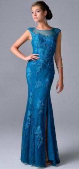 Women Sexy 30s Brief Elegant Mermaid Evening Dress ideas 18