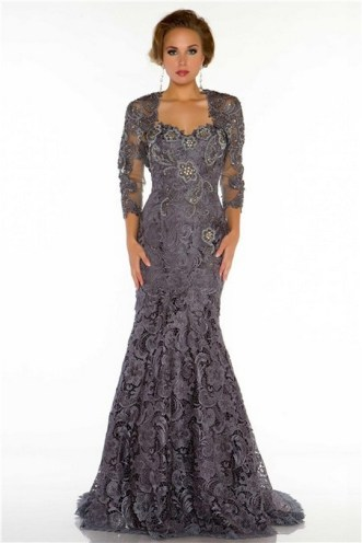 Women Sexy 30s Brief Elegant Mermaid Evening Dress ideas 19