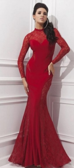 Women Sexy 30s Brief Elegant Mermaid Evening Dress ideas 27