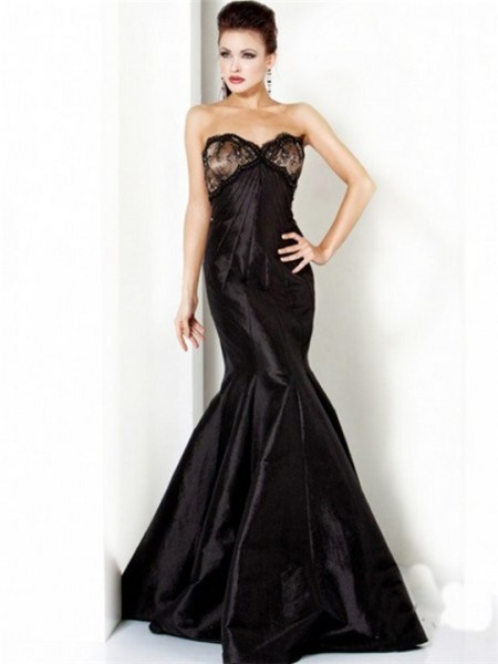 Women Sexy 30s Brief Elegant Mermaid Evening Dress ideas 33