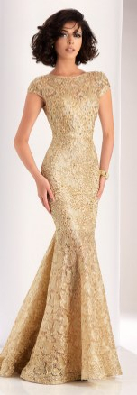 Women Sexy 30s Brief Elegant Mermaid Evening Dress ideas 43