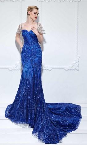 Women Sexy 30s Brief Elegant Mermaid Evening Dress ideas 6