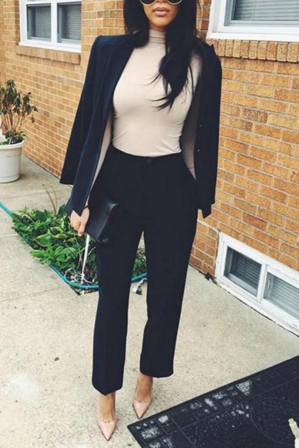 Womens blazer outfit ideas 112