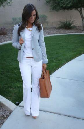 Womens blazer outfit ideas 23