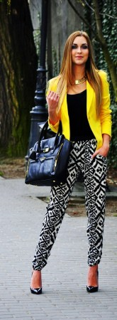 Womens blazer outfit ideas 27
