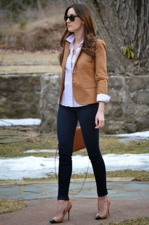 Womens blazer outfit ideas 30