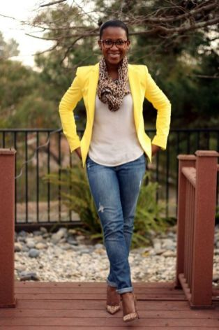 Womens blazer outfit ideas 32