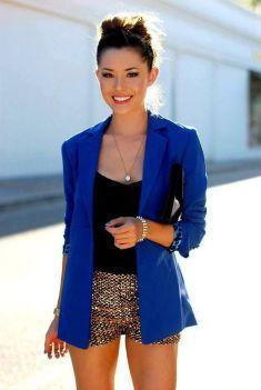Womens blazer outfit ideas 49