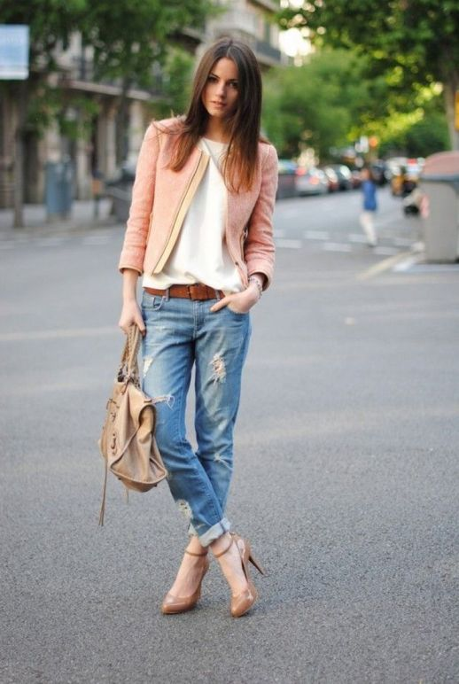 Womens blazer outfit ideas 64
