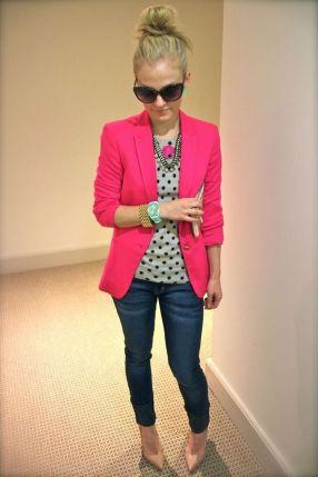 Womens blazer outfit ideas 68