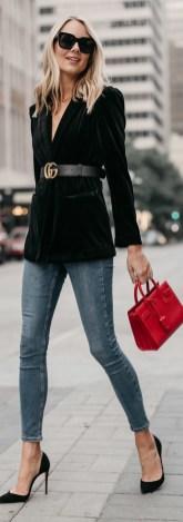 Womens blazer outfit ideas 73