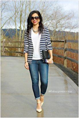 Womens blazer outfit ideas 8