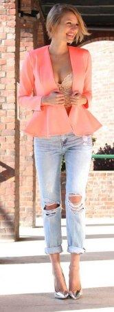 Womens blazer outfit ideas 88