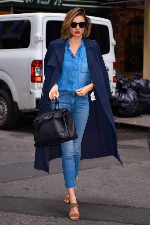 World of jeans cute winter outfits ideas 19