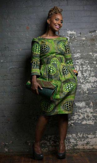 african prints short dresses 23