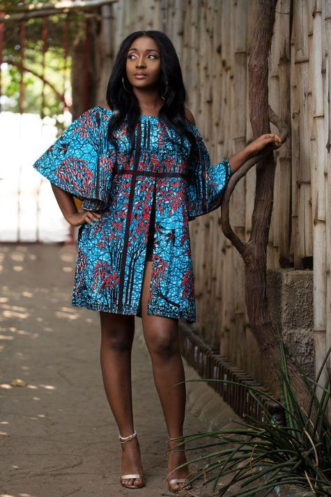 african prints short dresses 25