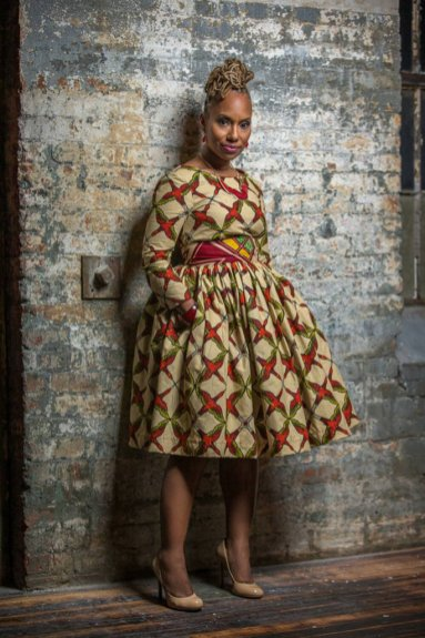 african prints short dresses 31