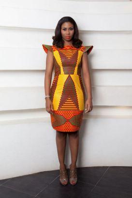 african prints short dresses 35